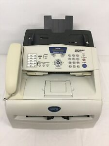 Brother Intellifax 2920 Super G3 33 6 Kbps Laser Fax Machine copier Printer