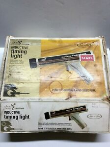 Craftman Inductive Timing Light Model No 28 2134 Complete Manual And Box