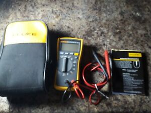 fluke 116 Electricians True Rms Multimeter Out Of Box Gently Used