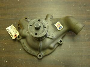 Nos Oem Ford R M 1955 1956 1957 Fairlane Thunderbird Water Pump 272 292 312ci