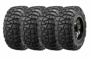 35x14 50r15lt C Set 4 Nitto Mud Grappler Mud Terrain Tires 116q 34 8 35145015