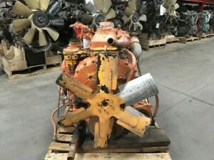 Detroit 4 71 Diesel Engine 4 Cylinder All Complete And Run Tested