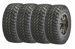 37x11 50r20lt E 128q Set 4 Nitto Trail Grappler Mud Terrain Tires 36 8 37115020