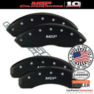 Mgp Caliper Brake Cover Matte Black 32021smgpmb For Town Country 15 16