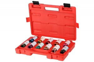 Chicago Pneumatic Ss4211wp 1 2 In Drive 11 Piece Sae metric Impact Socket Set