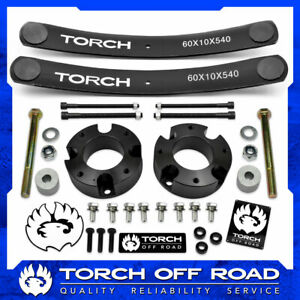 3 Lift Kit For 2007 2019 Toyota Tundra 4x4 2wd Diff Drop Add A Leaf Trd Sr5