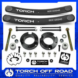 3 Lift Kit For 2005 2020 Toyota Tacoma 4x4 4wd W Diff Drop Add A Leaf Trd Sr5