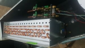 Johnson Controls Fsc Hot Water Coil Up Right Heater