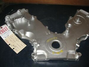 Timing Cover 2003 Ford 5 4 Casting Number 2l3e 6c086 ba