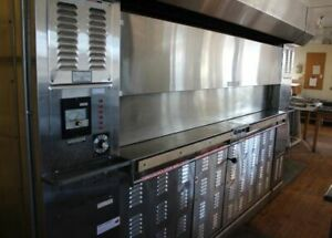 Baxter 30 Pan Gas Revolving Deck Oven Ov850g m30 Hobart Bakery Equipment