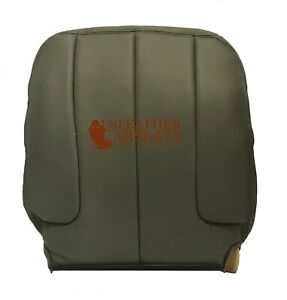 2004 Dodge Ram 1500 2500 Driver Lean Back Vinyl Replacement Seat Cover Taupe Tan