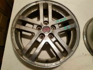 Wheel 16x6 Aluminum 10 Spoke Chrome Opt Pfc Fits 02 05 Cavalier 179374