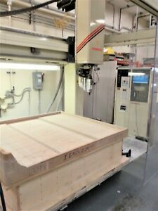 Thermwood Model C67 5 Axis Cnc Router 5 X 10 Table