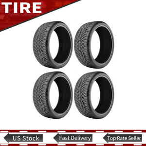 Tire Only 4pcs Az800 Lt305 X 45r22 Steel Belted Fits 9 5 Thru 10 5 Wide Wheels
