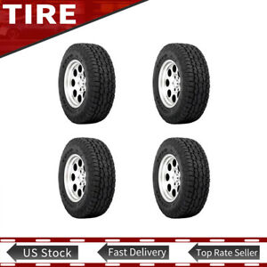 New 4x Toyo P265 70r16 Open Country A T Ii Tires 111t All Terrain 265 70r R16
