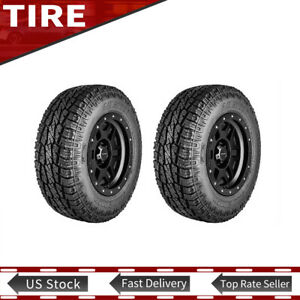 Brand New Lt305 65r17 121 118q All Terrain Tyre Pro Comp 3 Ply Tires Set Of 2