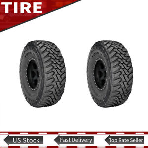 2x Toyo Lt35x12 50r20 Open Country M t Tires 125 122q Mud Terrain 315 60r R20