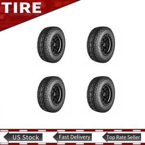 Brand New Lt305 65r17 121 118q All Terrain Tyre Pro Comp 3 Ply Tires Set Of 4