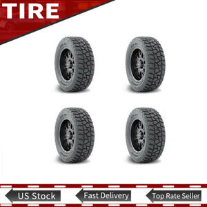 4x New Lt305 65r17 121 118q Tyre Mickey Thompson 3 Ply Tires 305 65 17