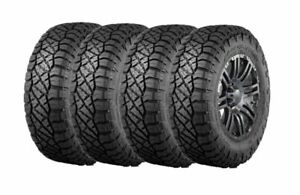Lt305 70r17 E 121 118q Set 4 Nitto Ridge Grappler Hybrid Terrain Tires 3057017
