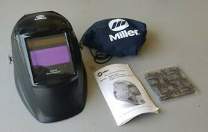 Miller Digital Performance Series Welding Helmet 282000 Black