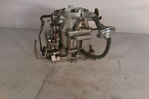 Carter Bbd Carburetor 8076s