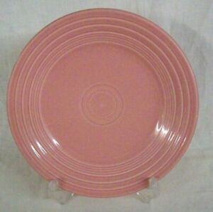 Restaurant Supplies 5 Homer Laughlin Fiesta Plates Coral Color 8 75 Diameter
