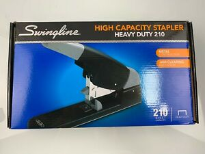Swingline High Capacity Stapler Heavy Duty 210 Sheet Capasity