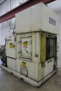 Ransohoff Industrial Automatic Rotary Parts Washer Am16768