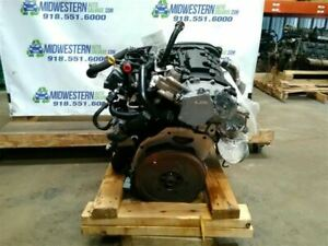 A4 Audi 2008 Engine Assembly 8348897