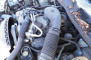 1996 V8 5 2 Engine With Accessories Jeep Grand Cherokee Only 86 020 Miles Dodge