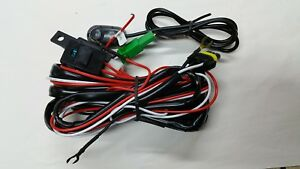 Nos Wiring Harness For 2011 16 Ford F250 450 Fog Lights Part wj30 0397 09