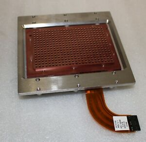 Applied Biosystems 7900ht 4313758 Rev B 1 Heated 384 Well Cover