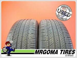 2 Hankook Dynapro Hp2 Ra33 235 55 20 Used Tires 7 2 32 No Patch Gmc 102h 2355520