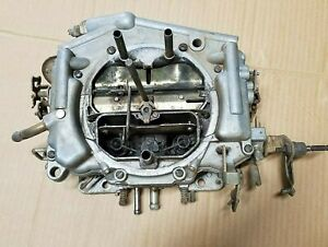 1973 440 Carter 6322s A Thermoquad Carburetor 73 Mopar