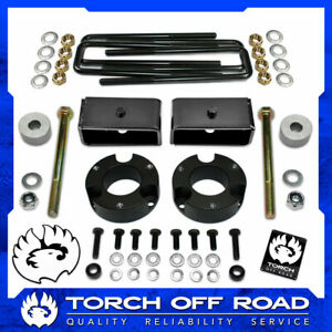 3 Front 2 Rear Leveling Lift Kit For 1995 2004 Toyota Tacoma 2wd 4wd Diff Drop
