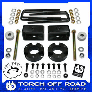 3 Front 3 Rear Lift Kit For 1995 2004 Toyota Tacoma 2wd 4wd Diff Drop