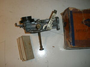 Vintage Nos Briggs Stratton Gas Engine Carburetor 293523