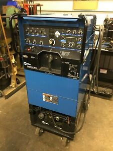 Miller Syncrowave 350 Lx Tig Welder Includes Tig Runner Coolant Will Ship