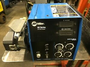 Miller Series 60 S 64 Wire Feeder Never Used Will Ship