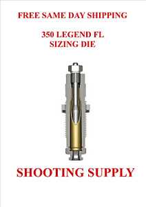 LEE Full Length Sizing Die 350 Legend New In Box 91140
