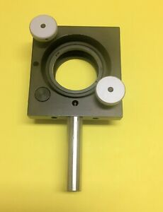 Oriel 2 Mirror Mount Part Number 17920 On Optical Post Rod