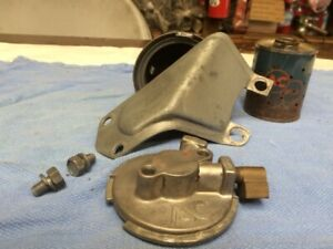 1957 58 Corvette Fuel Injection Fuel Filter Assembly