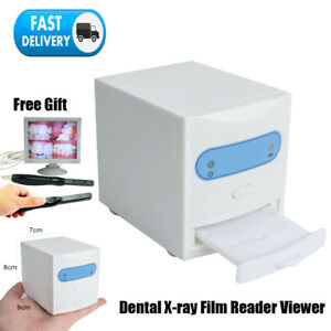 Dental Usb X ray Film Reader Viewer Scanner Converter Image Intraoral Camera Cam