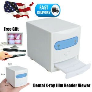 Dental Usb X ray Film Reader Digitizer Viewer Converter Digital Image Oral Cam