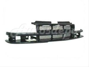 For 1998 2004 Chevy S10 Pickup 98 05 S10 Blazer Xtreme Grille Material Black