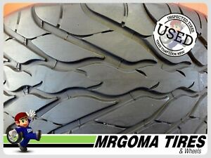 1 Bf Goodrich G Force T A Kdm 245 40 18 Used Tire 85 Life No Patch Bmw 2454018