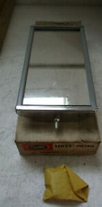 Vintage Grote Mirror 14033 Stainless Jr West Coast Rat Rod Van Truck 5 X 10