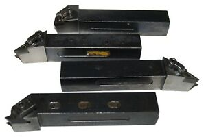 4 Kennametal Tool Holders 163d 164d 1 Sq Shank Free Usa Shipping