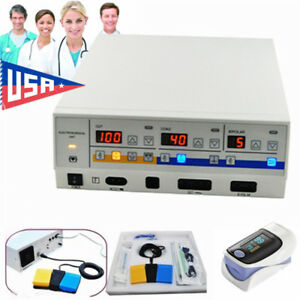 Electrosurgical Unit Diathermy Machine Medical Operation Cut Electrocautery Ups